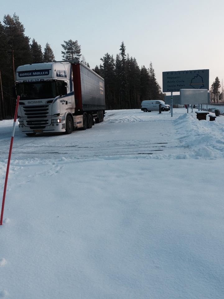 Scania--snow-