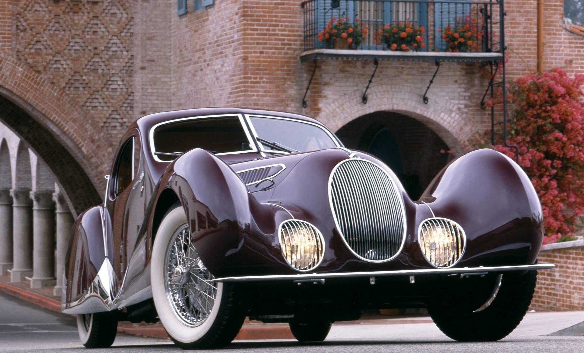 Talbot-Lago-T150C-SS-by-Figoni--Falaschi--1937---1