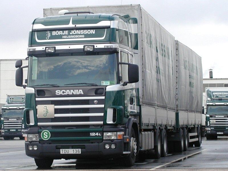 Scania--124L