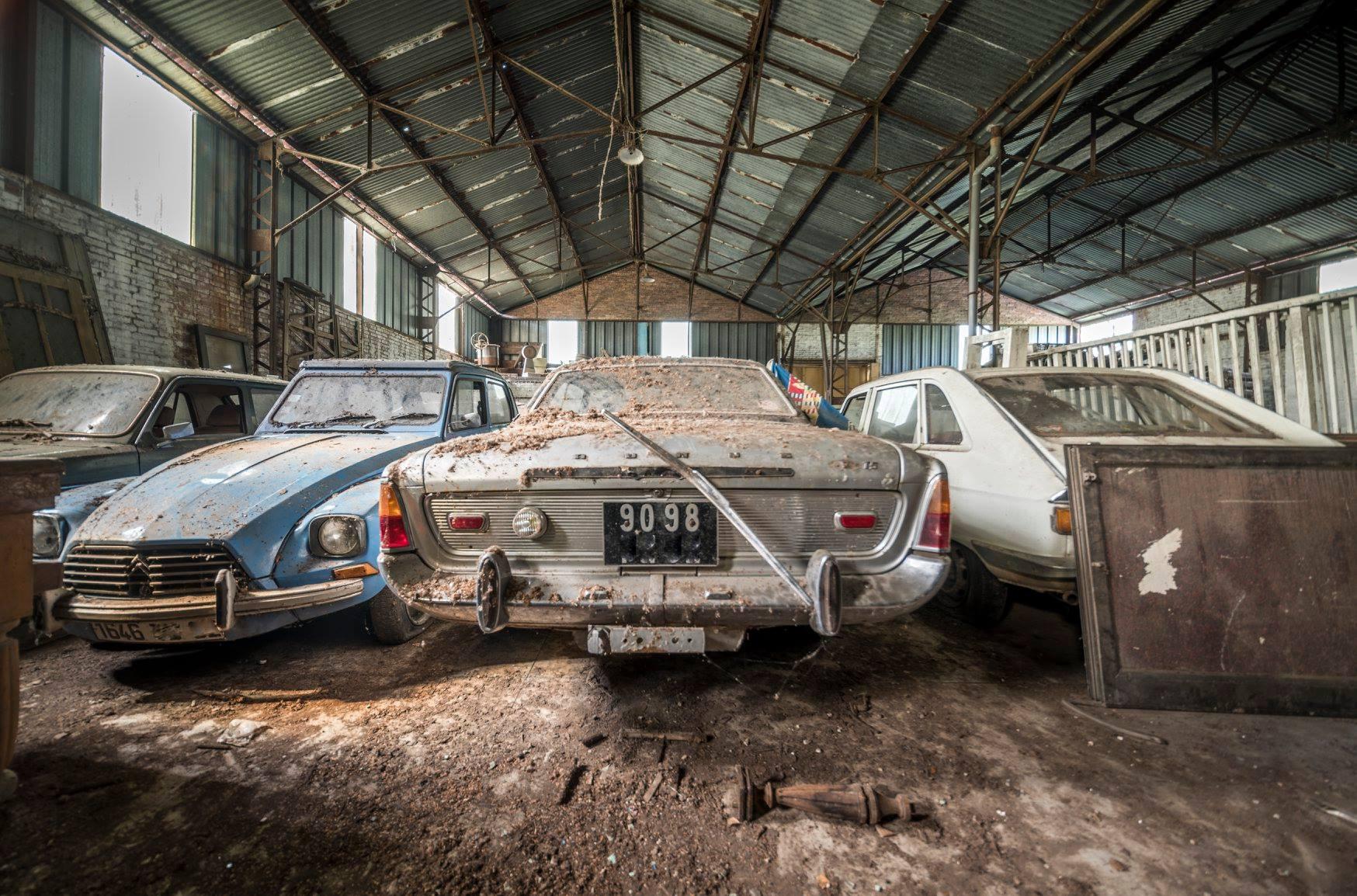 Citroen-Dyane-Ford-Taunus-En-Renault-16