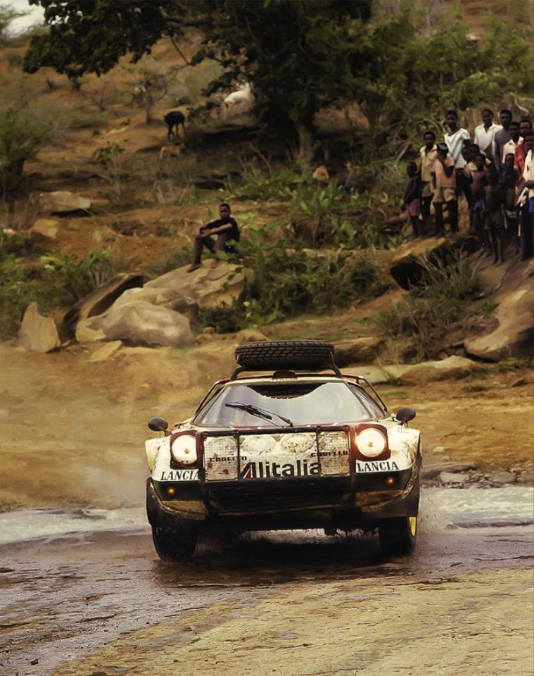 Safari-1977-Sandro-Munari---Piero-Sodano-Lancia-Stratos-HF--3rd--World-Rally--1973-1993