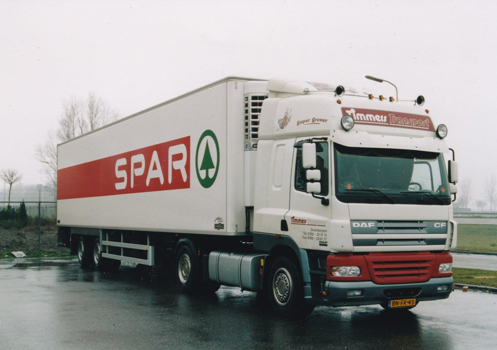 DAF-CF-BN-FR-45-Timmers-Transport-rijdend-voor-Spar