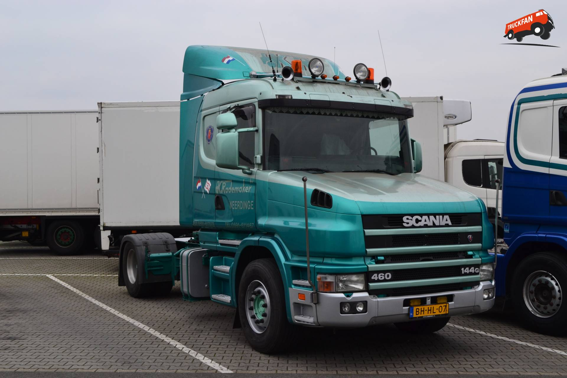Scania-T144