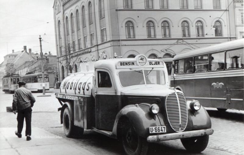 Trondheim--Ford-F85--1938-Vacuum-wagen-nr-140
