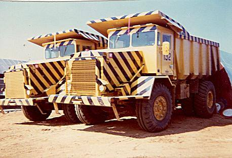 Han-Megens--Terex-Dumpkippers-nr-132-en-133