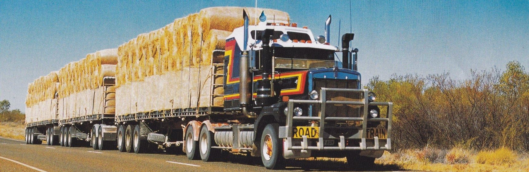 Kings-Forman-Archieve-Kenowrth-600-HP-Cumminns-triple-flat-traliler-Mount-Isa-Queensland--2