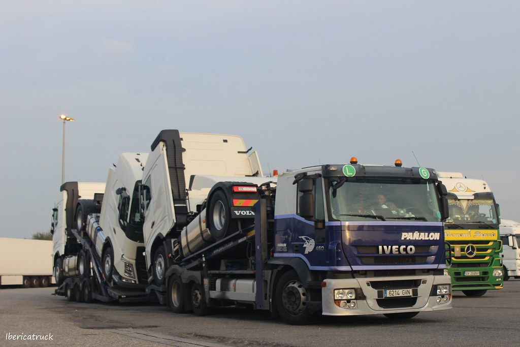 Iveco-trucktransport