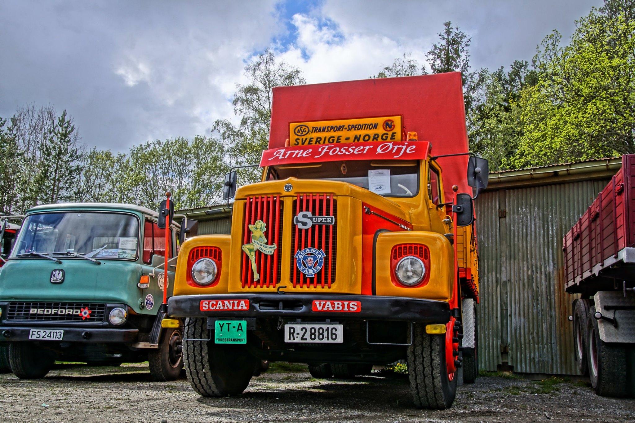 Bedford--Scania-Vabis--
