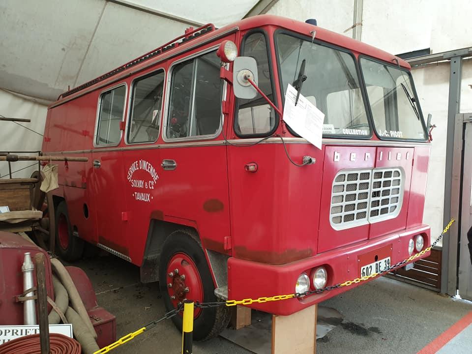Berliet-brandweer