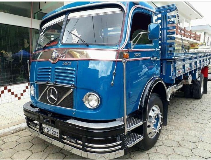 Mercedes-LP-321