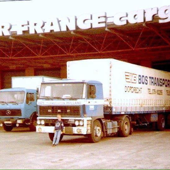 DAF-met-zoon-van-Ap--40-jaar-geleden-