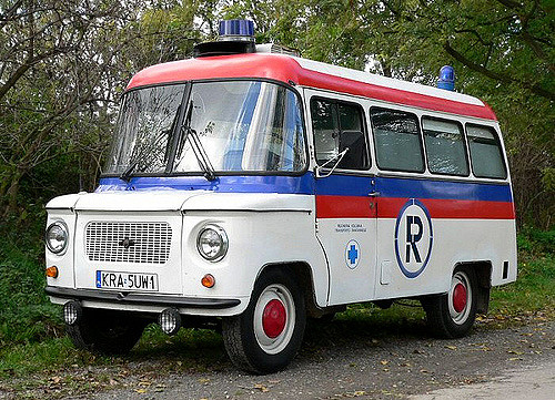 Nysa-522-Ambulanche