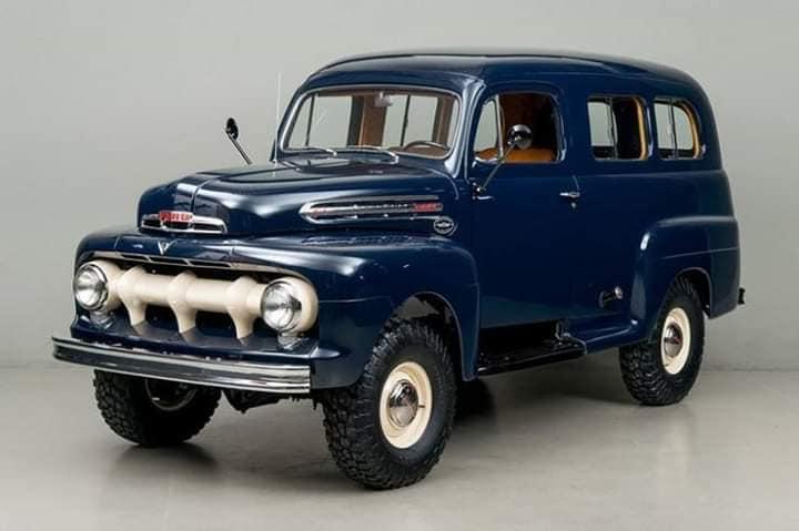 Ford-F1-4WD-Ranger-Marmon-Herrington-first-ranger-1951--1