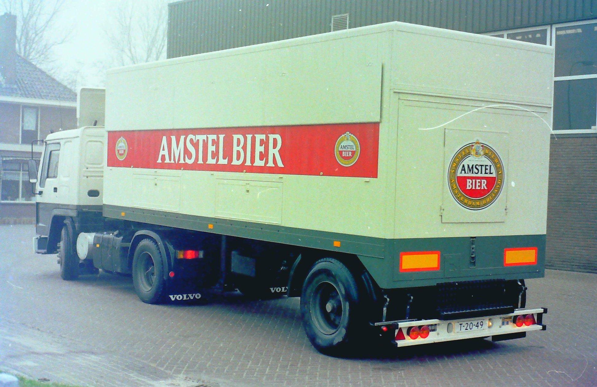bier-tankwagen