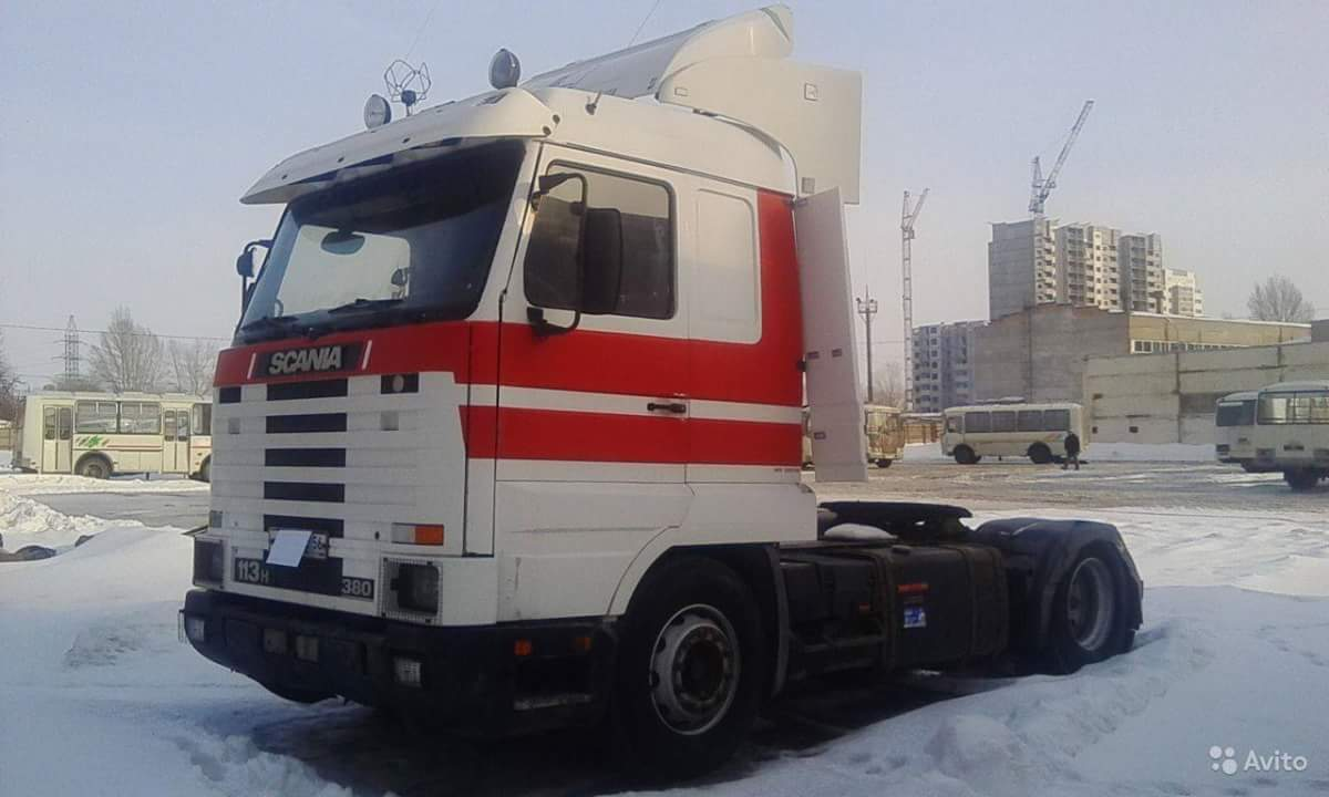scania-Russia