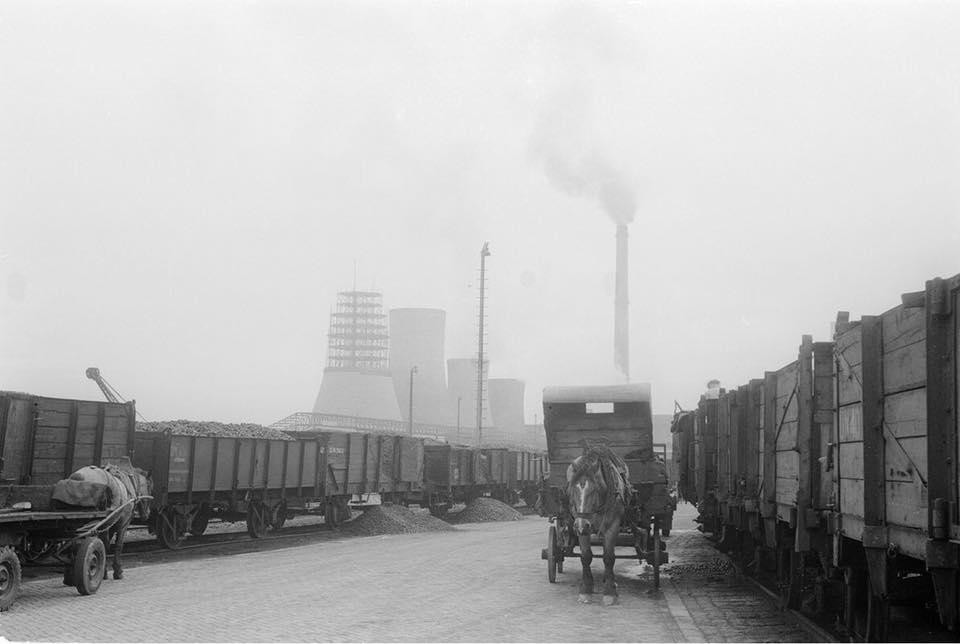 Oranje-Nassau-mijn-in-Heerlen-in-1952-