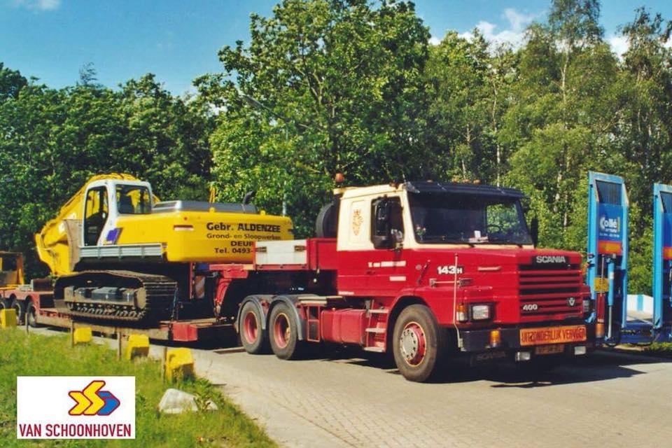 Scania--143-H