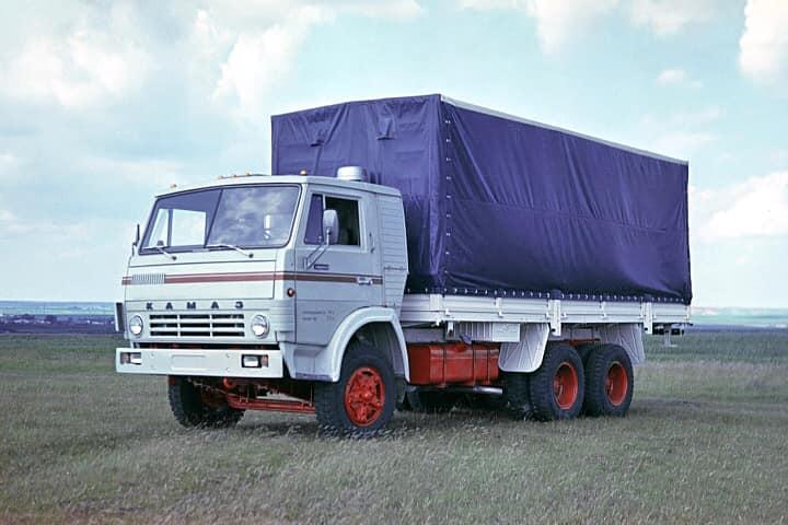 Kamaz-6X4