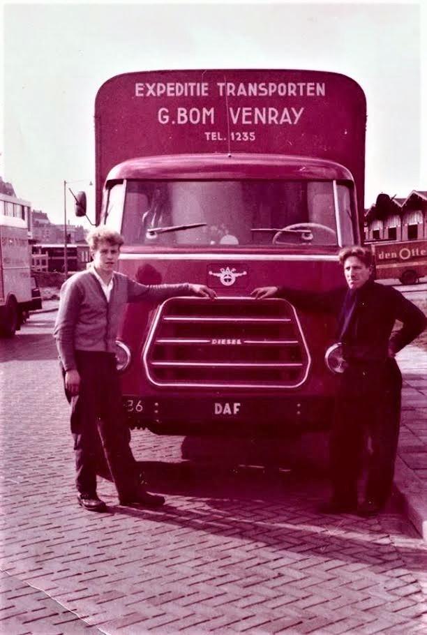 Martin-Pelzer-en-Jan-van-de-Laar-1962--Chelle-Claassen-archief-