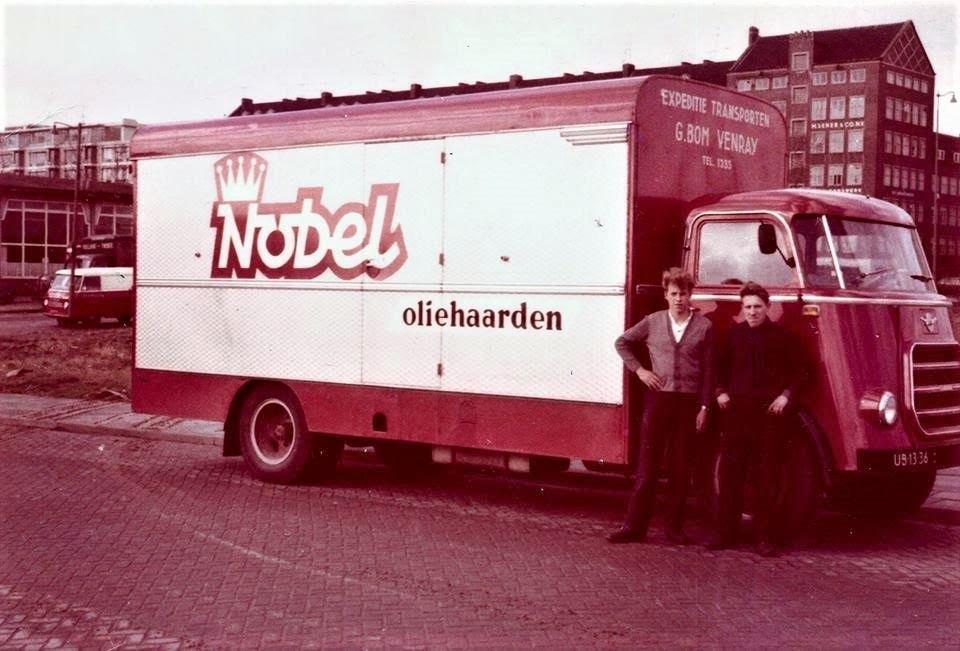 Martin-Pelzer-en-Jan-van-de-Laar-1964-Chelle-Claassen-archief-