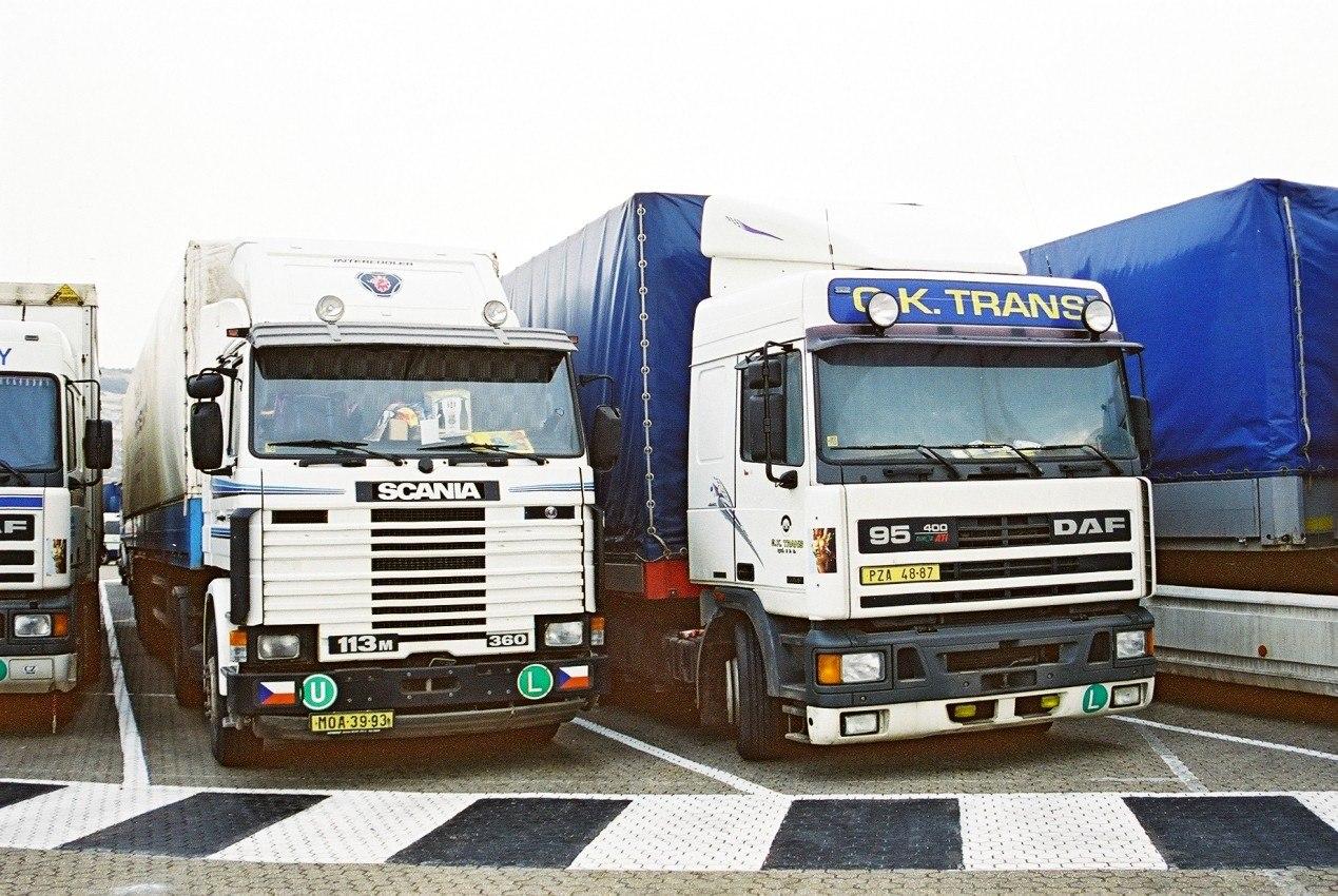 Scania--DAF