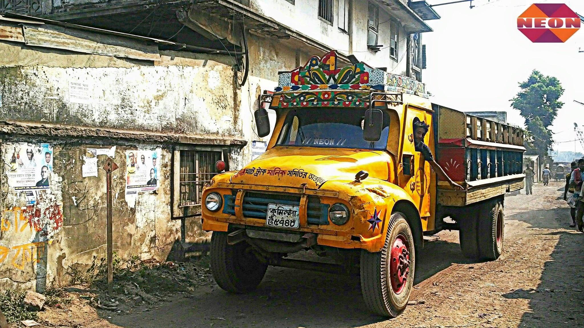 Bedford-TJ--Sadarghat-Chittagong