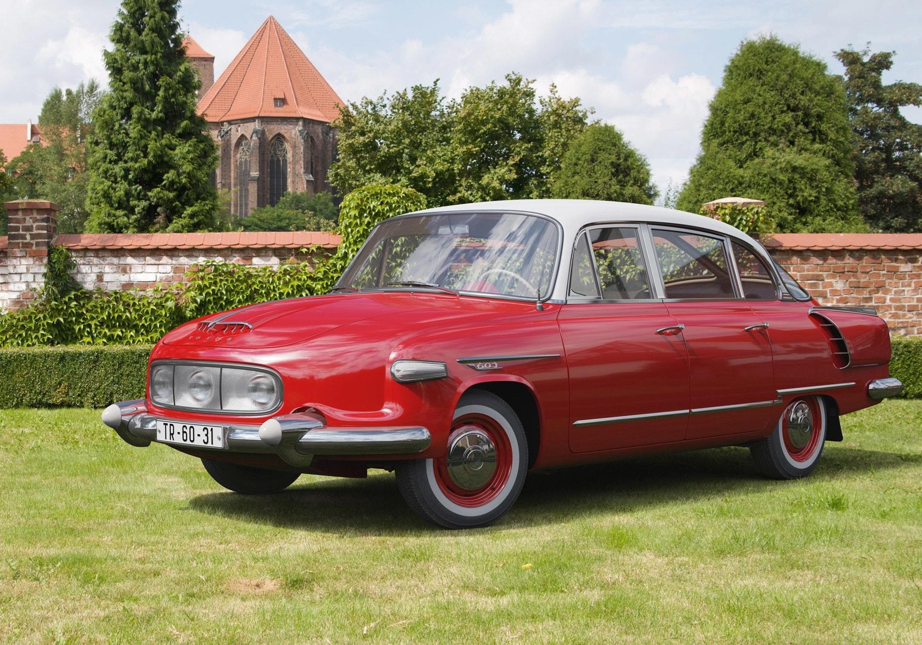 Tatra-T-603---1956--1962--1