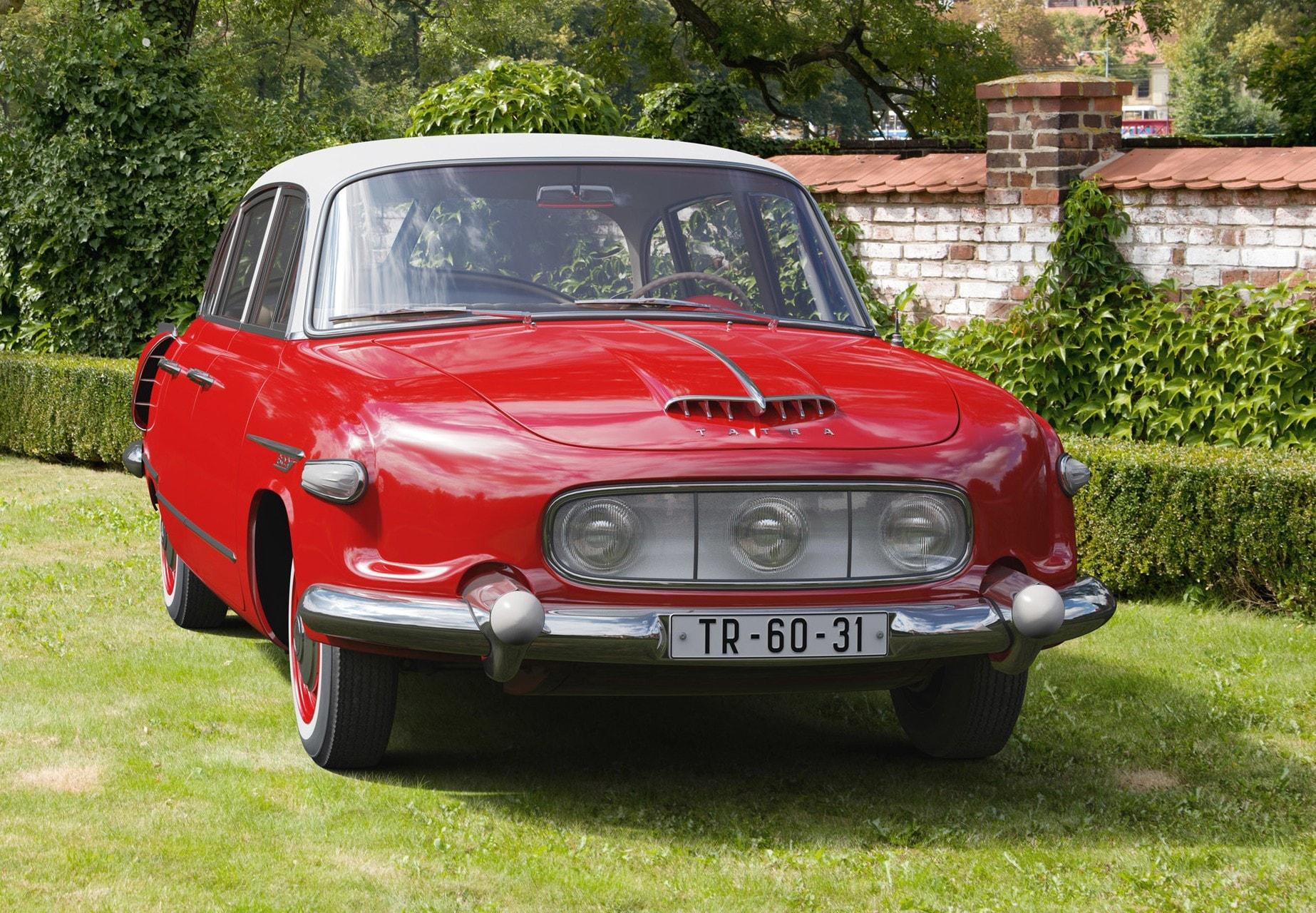 Tatra-T-603---1956--1962--2