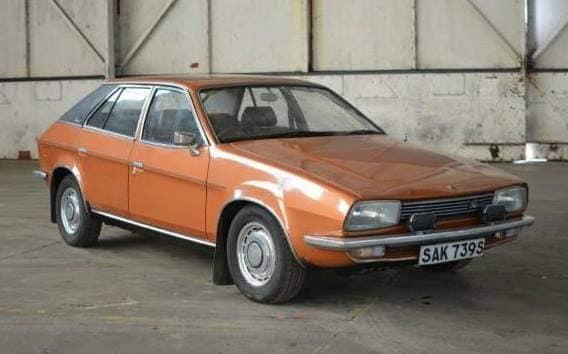 Leyland-Princess-2200-HL--1977--1
