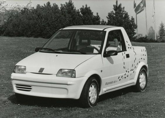 fiat-500-pick-up-Pininfarina-1992--1