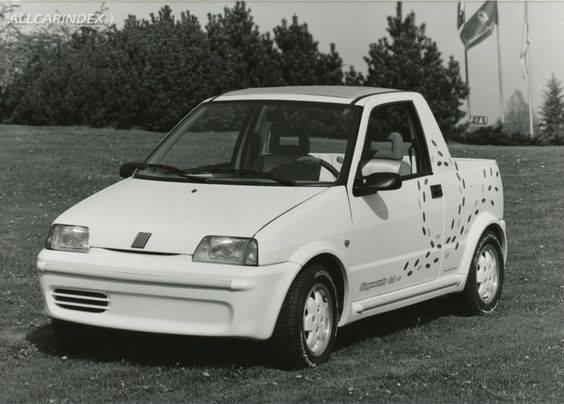 fiat-500-pick-up-Pininfarina-1992--1