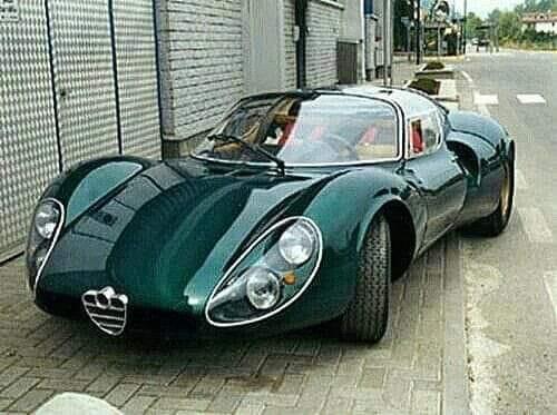 Alfa-Romeo-33-Stradale---1968--