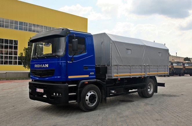 Roman-Truck
