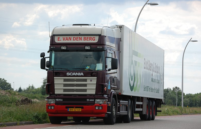 Scania-164-G