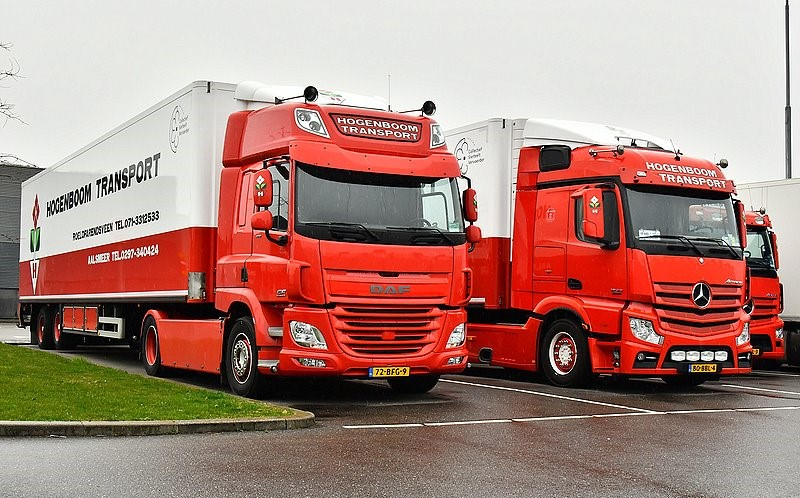 DAF-Mercedes