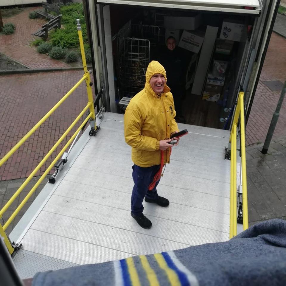 Gert-Jan-in-de-regen