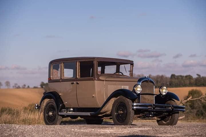 Citroen-AC4-Limousine-1930----1