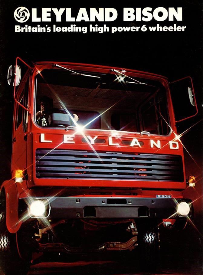Leyland-Bison