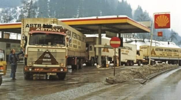 Oostenrijk-tanken