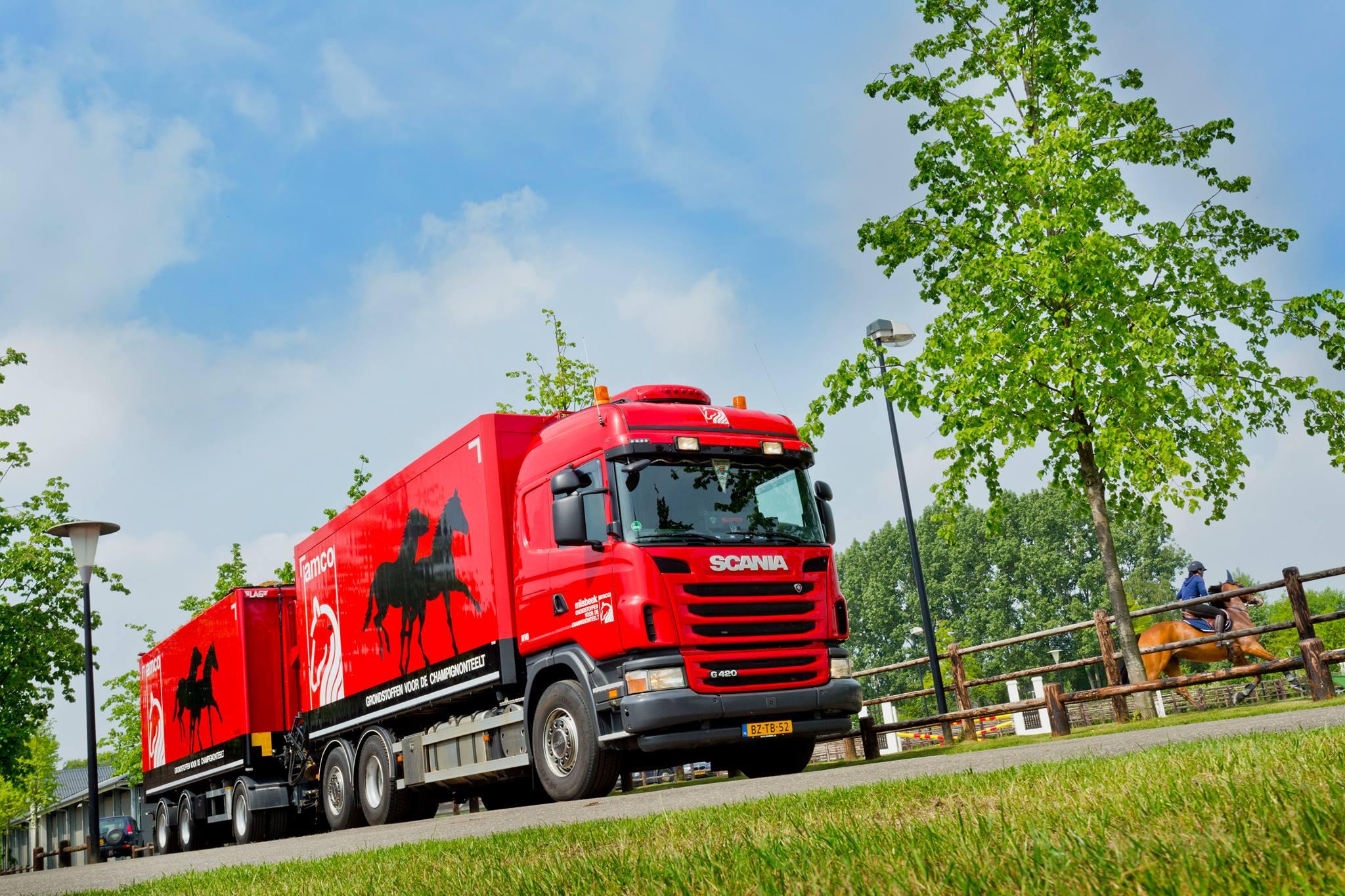Scania-G420