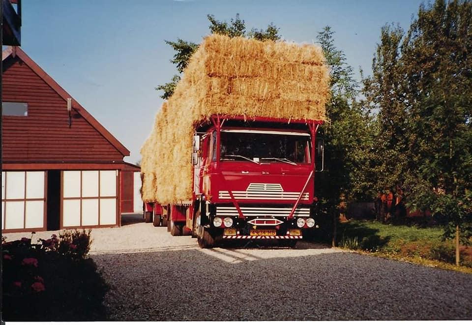 DAF--Nog-een-mooie-vracht-goudgeel-stro