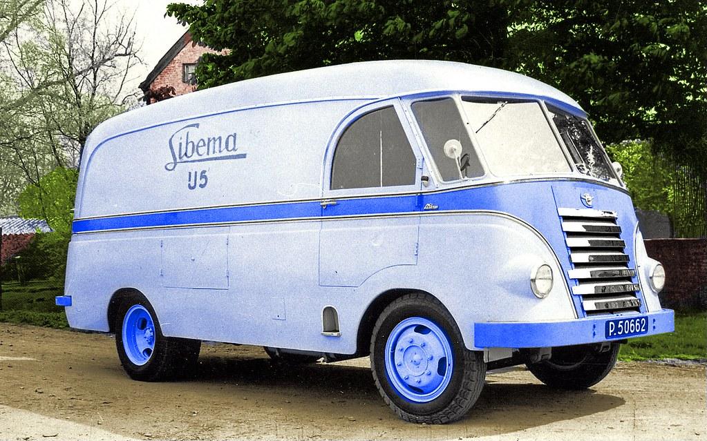 DAF-Sibema-wagen