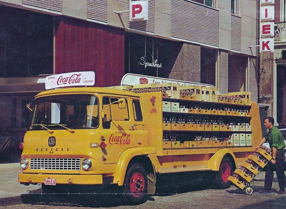 Coca-Cola-bezorging