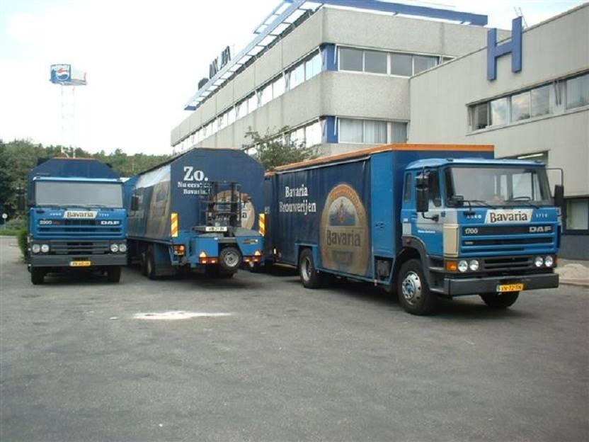 Bavaria-daf-trio