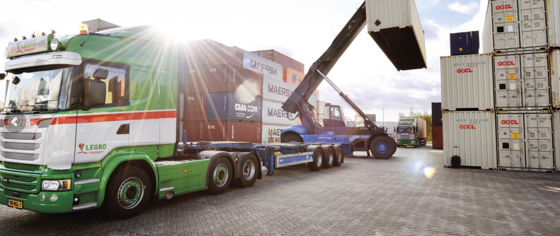 Container-transport-eigenproduckten