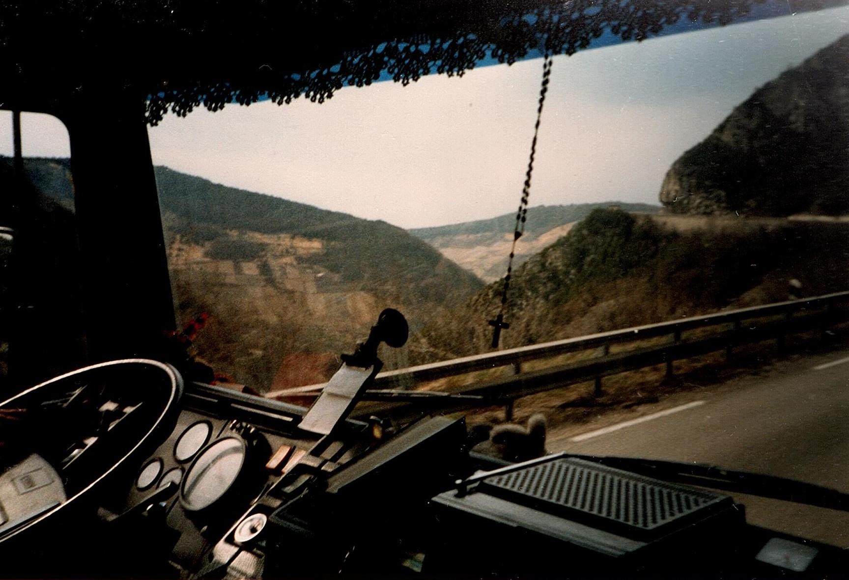 Volvo-F12-met-Bert-Kosemans-onderweg--6