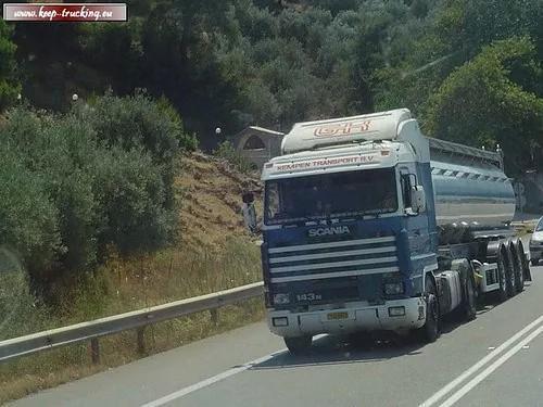 Scania-in-Griekenland