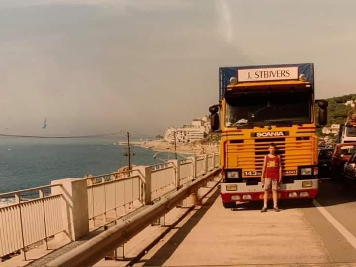 Scania-in-Spanje