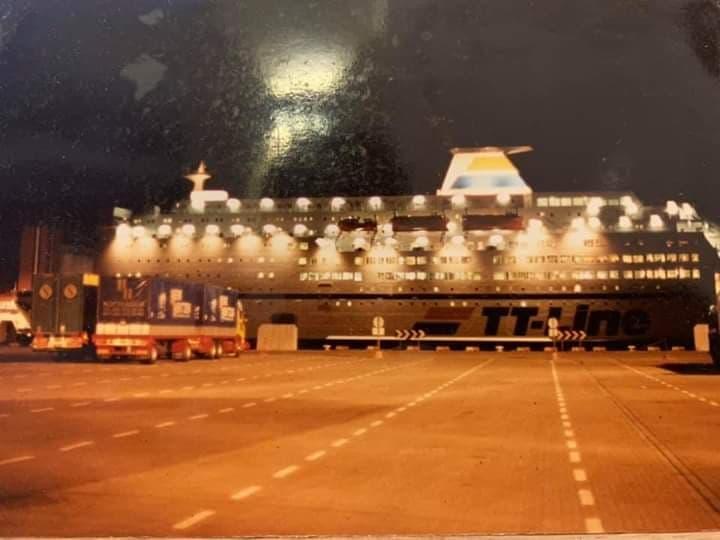 Scania-naar-Zweden--Ronny-Steijvers