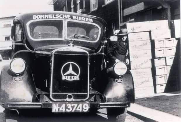 Mercedes-van-de-brouwerij